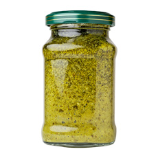 jar of herbs and spices Anchor Glass